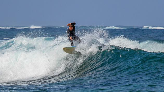 Votre séjour surf en surf house et pension complète à Fuerte aux Canaries