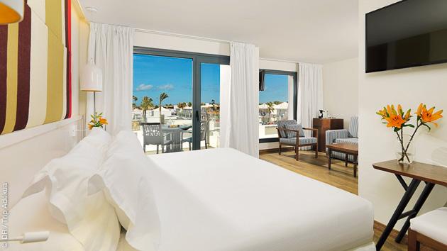 Séjour surf aux Canaries avec hébergement en hôtel 4 étoiles