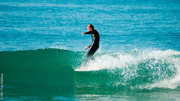 Stage de surf à Capbreton, dans le Sud Ouest