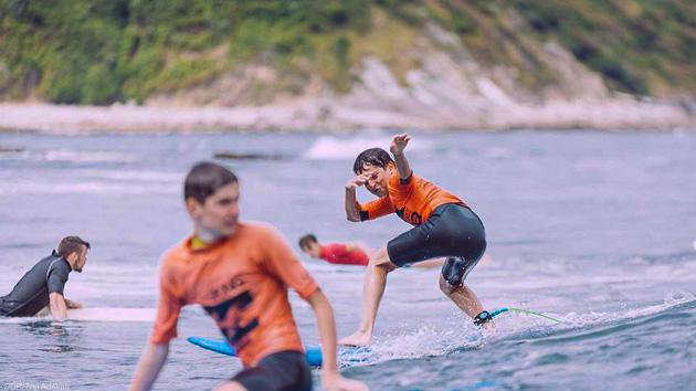 Surfez les meilleurs spots de la côte basque