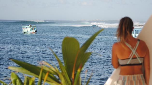 Boat trip de rêve pour surfez les meilleures vagues des Maldives