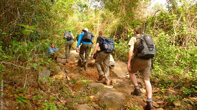 Un séjour trekking de toute beauté à la découverte du Cambodge