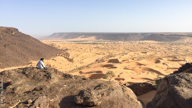 Itinéraire trekking en Mauritanie