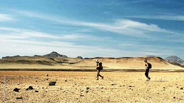 Séjour trekking en Namibie, avec bivouac et lodge