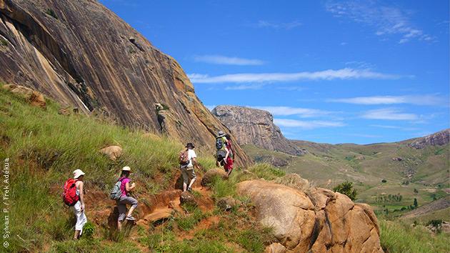 Un itinéraire trekking dans les paysages majestueux de Madagascar