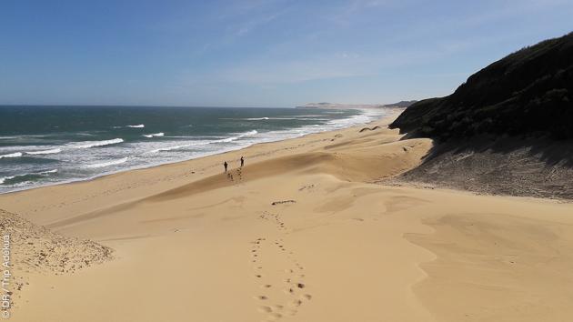 Votre séjour trekking sur la Sunshine coast en Afrique du Sud