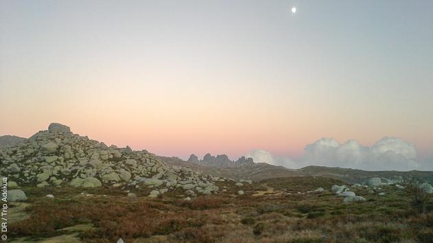 Entre Ajaccio et Bonifacio, vos itinéraires de randonnée vous font découvrir les paysages majestueux de la Corse