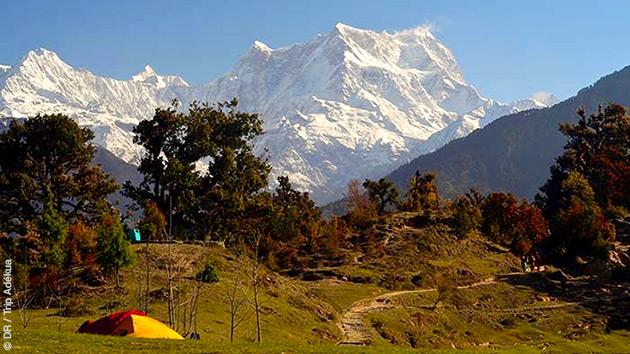 Séjour trekking unique dans la vallée de Garhwal Kumaon en Inde