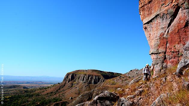 Un circuit trekking exceptionnel à Madagascar, dans le massif du Makay