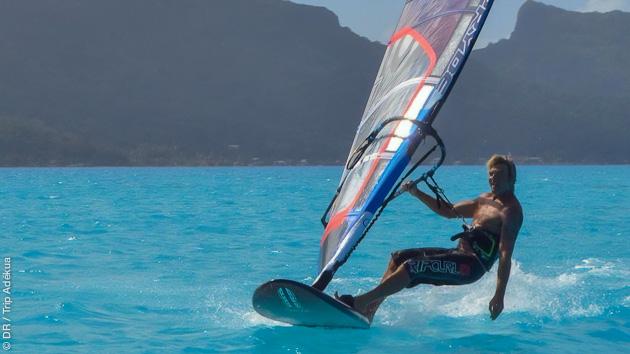 Votre croisière windsurf entre Corse et Sardaigne