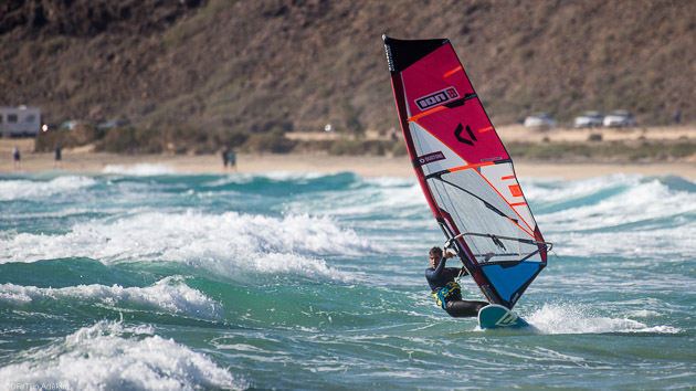 Votre séjour windsurf tout inclus à Sotavento aux Canaries