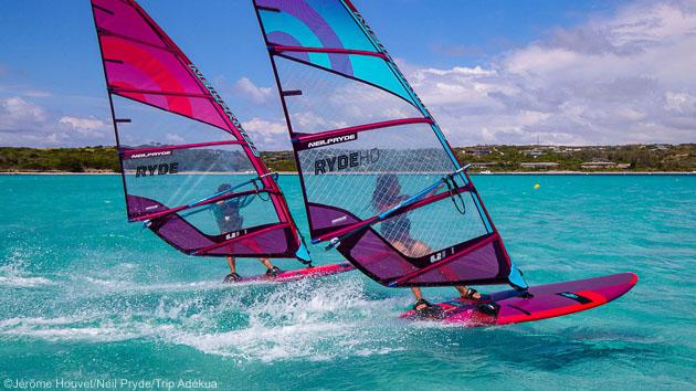 Votre séjour windsurf sur l'île de beauté en Corse