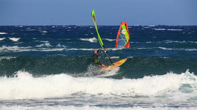 Votre séjour windsurf avec cours et hébergement sur l'île de Tenerife aux Canaries