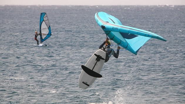 Votre séjour wingfoil à Tenerife pour des vacances de rêves aux Canaries