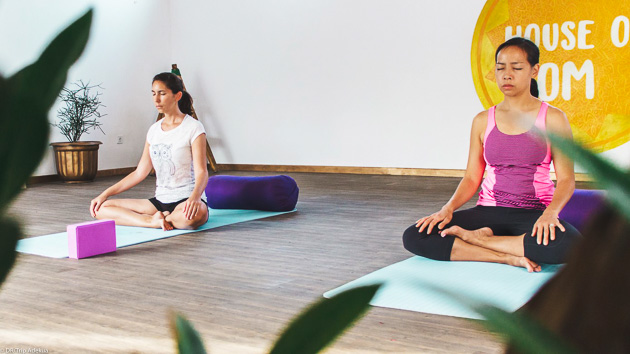 Votre séjour yoga à Nusa Lembongan en Indonésie