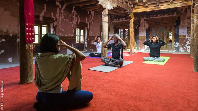 Votre séjour yoga au Ladakh en Inde